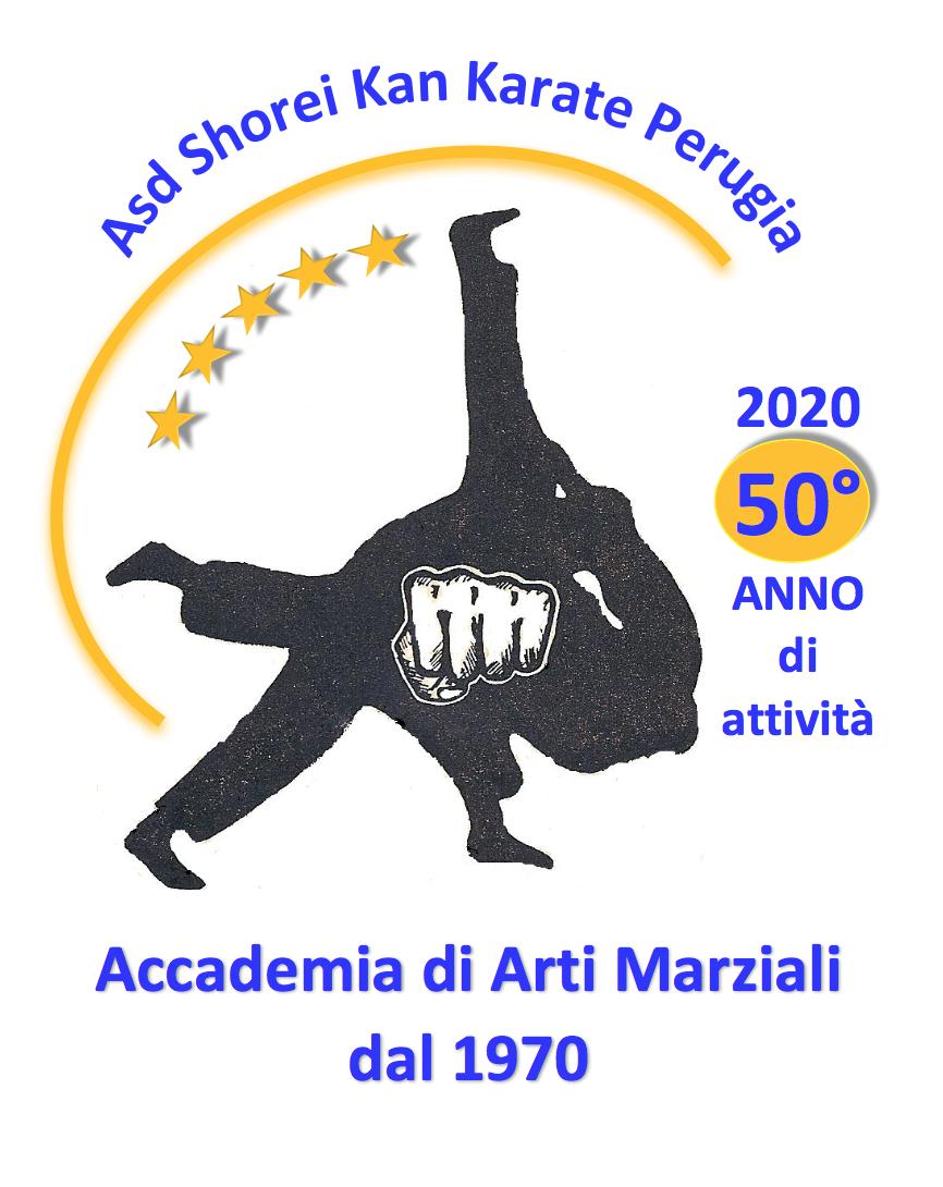 Logo Shorei Kan 50° anniversario