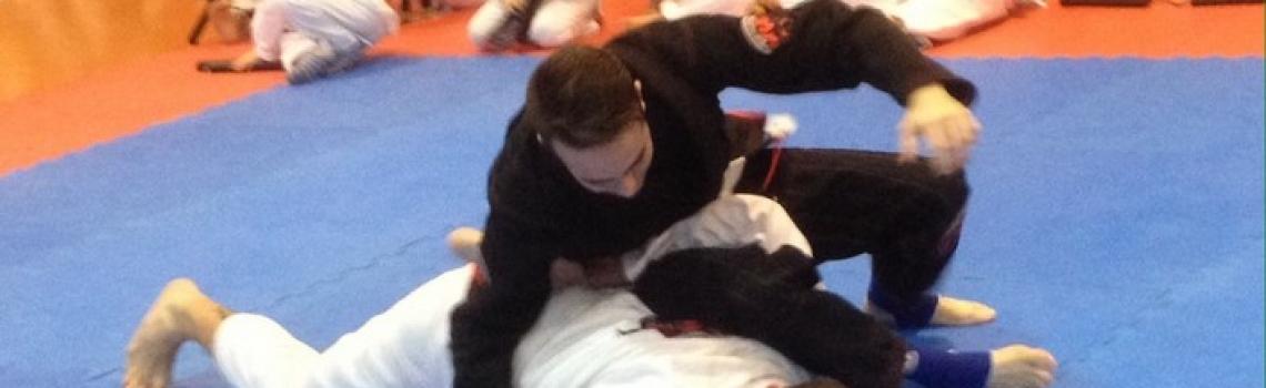 Grappling o Brazilian Jiu Jitsu