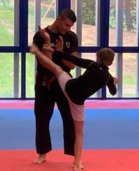 Esami di Kick Boxing e Autodifesa