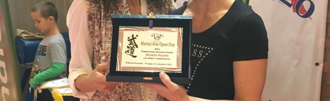 Inaugurazione anno sportivo e Martial Arts Open Day