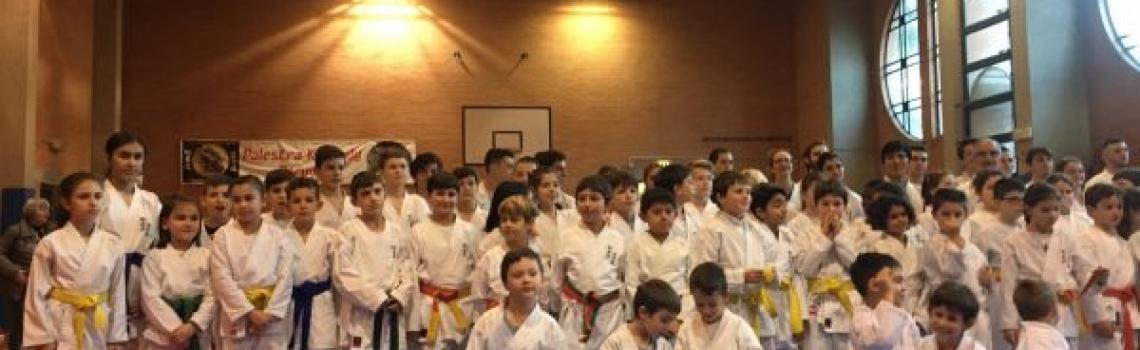 Esami di Karate del 21 dicembre 2019