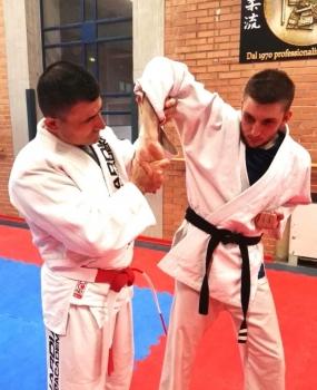 Israeli Jiu Jitsu e Kapap