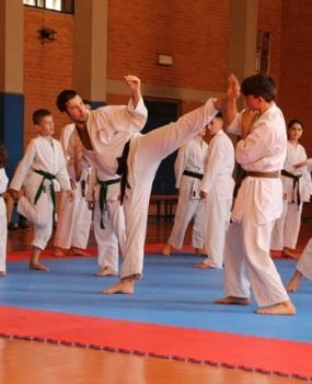 Esami di Karate del 17 giugno 2017