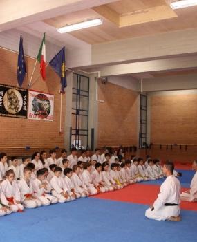 Settore giovanile karate