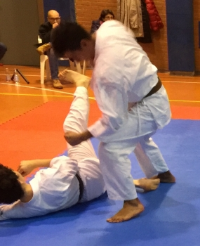 Esami di Karate del 16 dicembre 2017