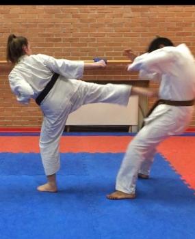 Settore Karate ragazzi e adulti