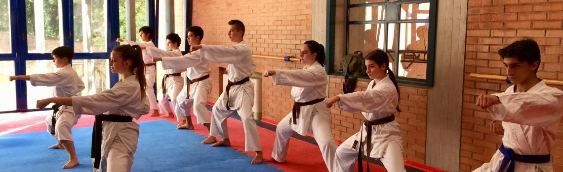 Esami di Karate giugno 2018
