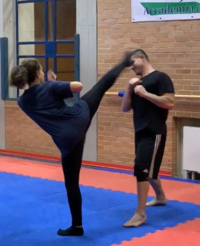 Kick Boxing e Autodifesa under 16