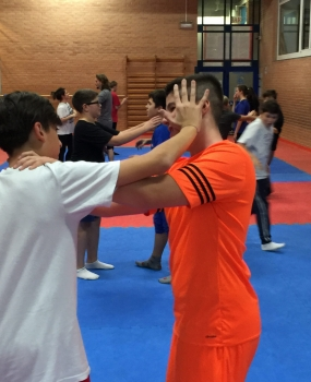 Kick Boxing e Autodifesa under 15