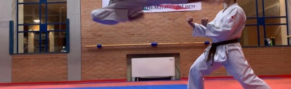 Karate e Autodifesa Settore ragazzi