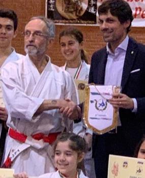 Esami di Karate del 15 dicembre 2018